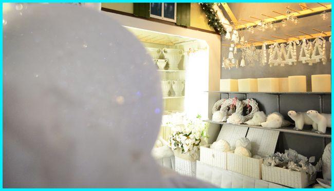 Tweedot blog magazine - white Christmas