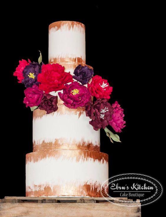 Featured Cake Ebrus Kitchen Wedding Idea