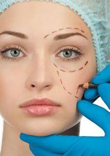 Facial plastic surgery complications