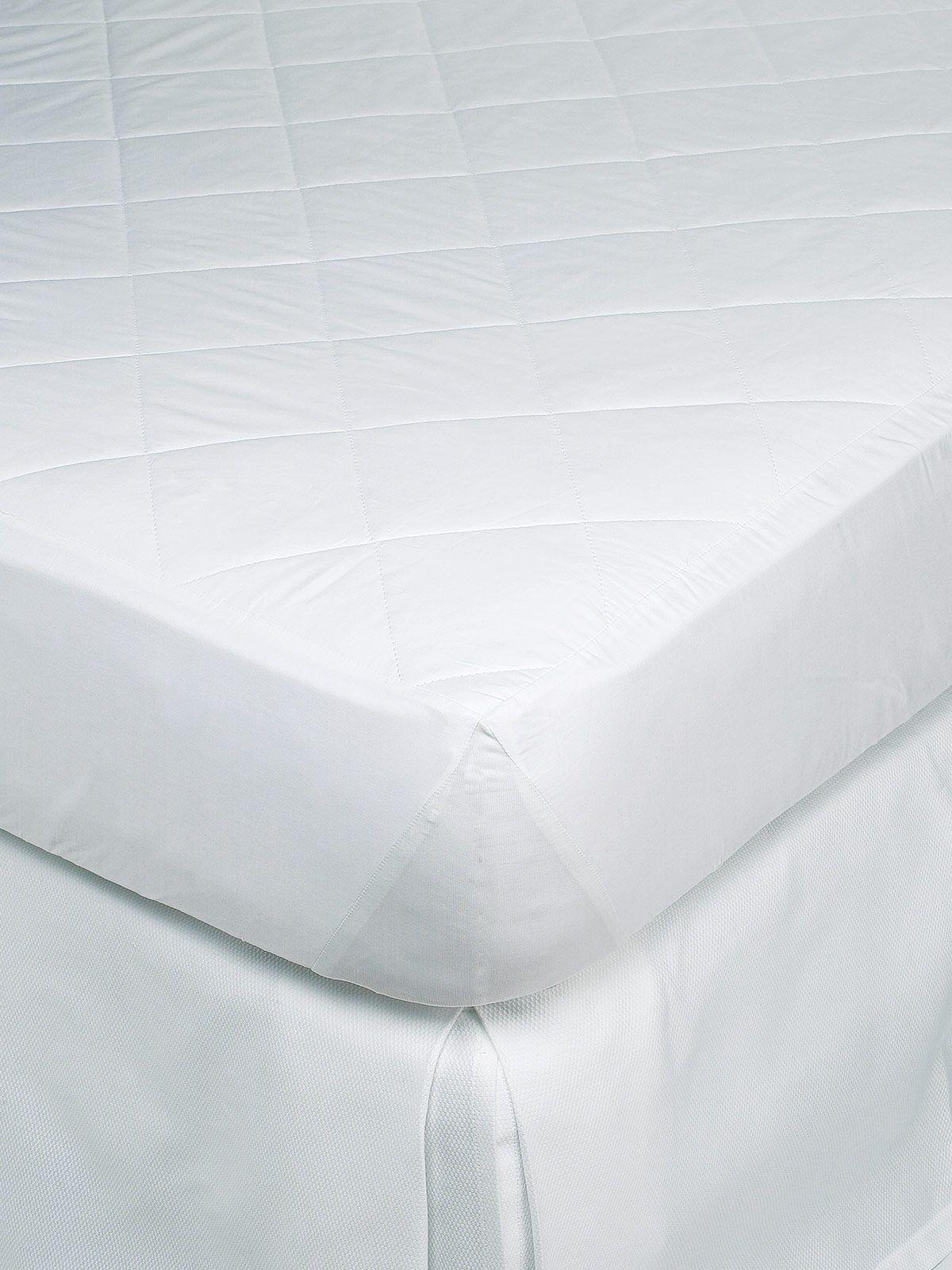 Cotton Mattress Pads Luxury Bedding Italian Bed Linens Schweitzer Linen In 2021 Cotton Mattress Mattress Pads Mattress All cotton mattress pad no polyester