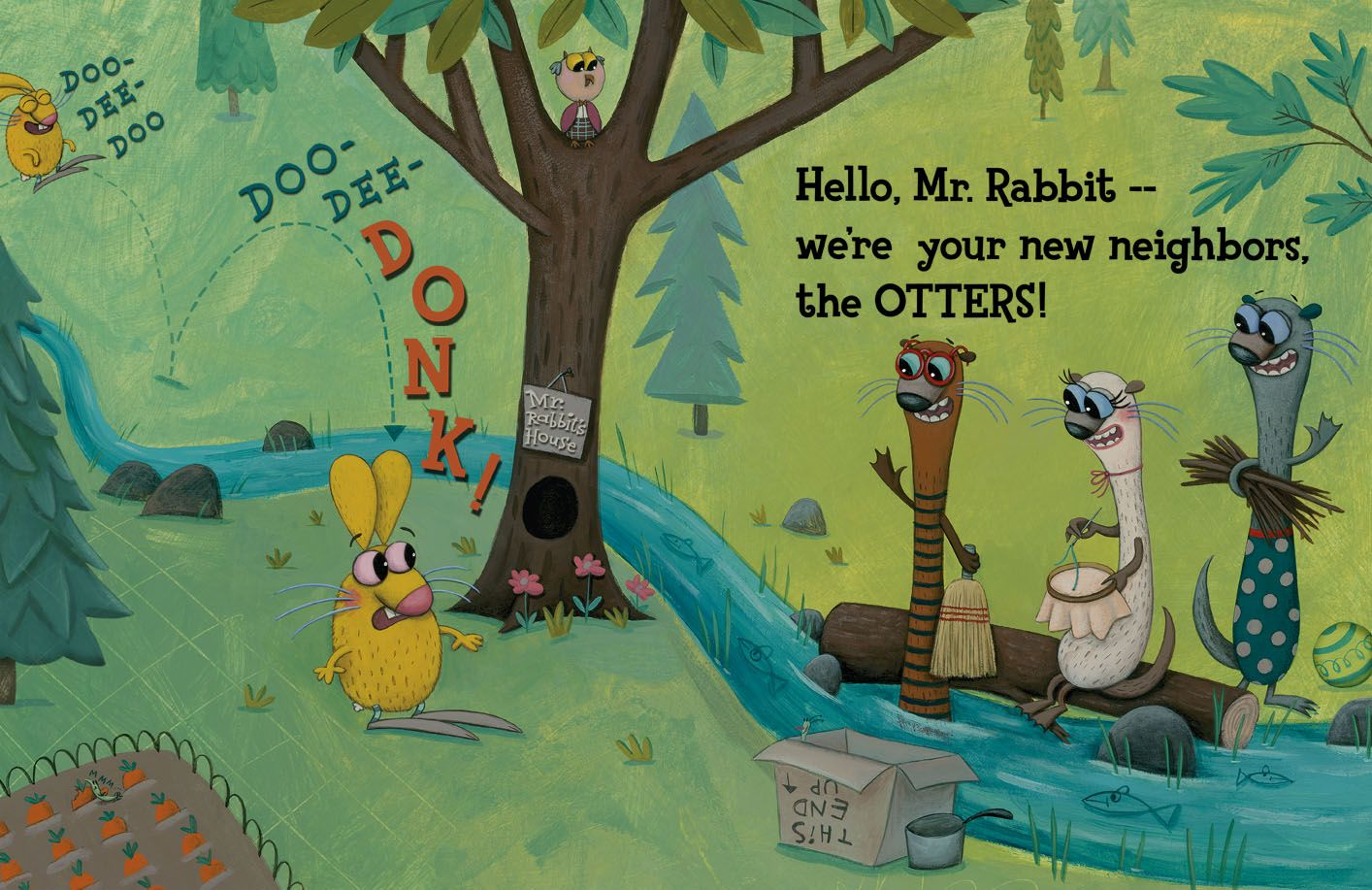 From Do Unto Otters