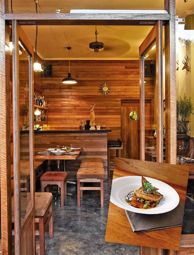 Seven Spoons Simple Sumptuous Bangkok Dining With An Edge Restaurant Design Shop Interior Dining