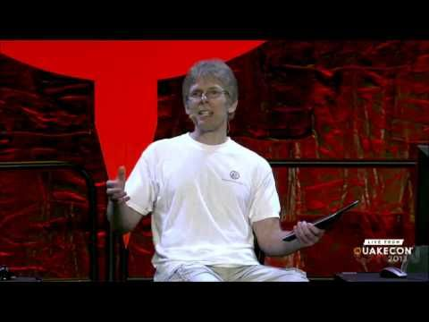John Carmack Keynote - Quakecon 2013 - YouTube