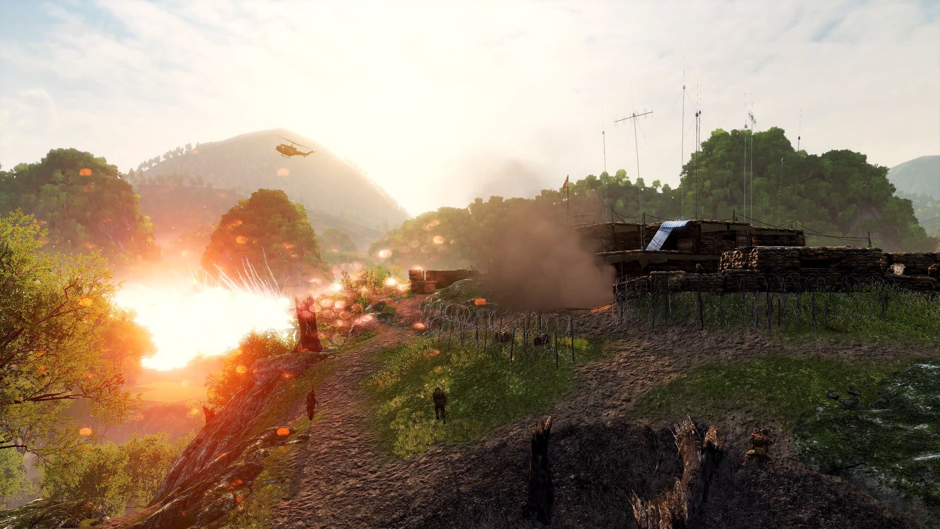 Rising Storm 2 Vietnam Digital Deluxe Edition Upgrade Affiliate Vietnam Storm Rising Digital Rising Storm Storm Vietnam