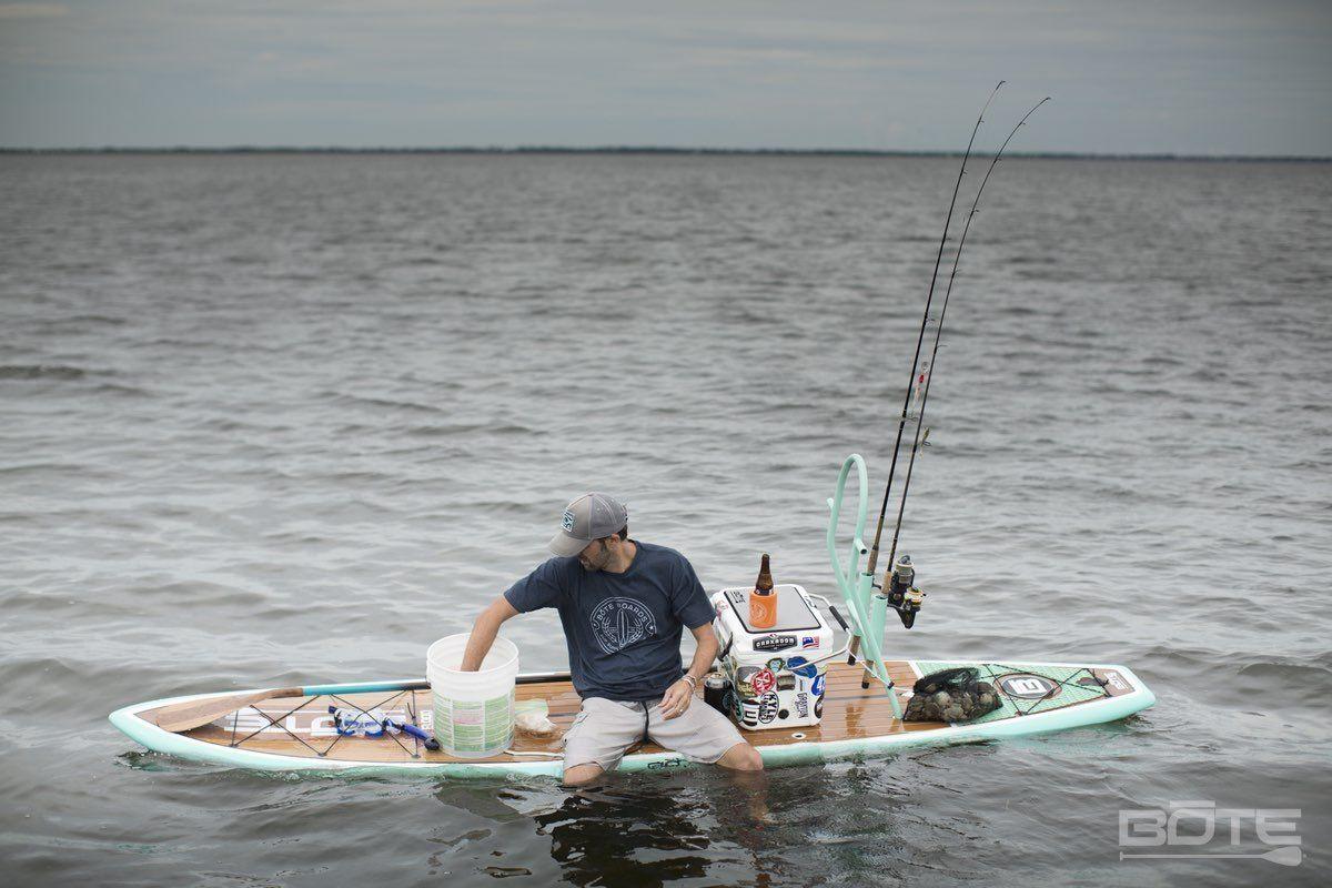 Flood Paddle Board Paddle Board Fishing Paddle Boarding Kayak Fishing Diy