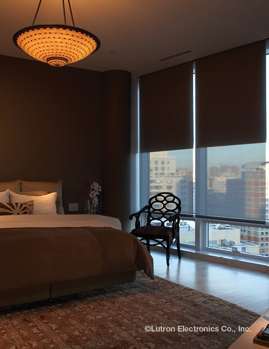 Set the mood in the bedroom with lighting solutions and # ...