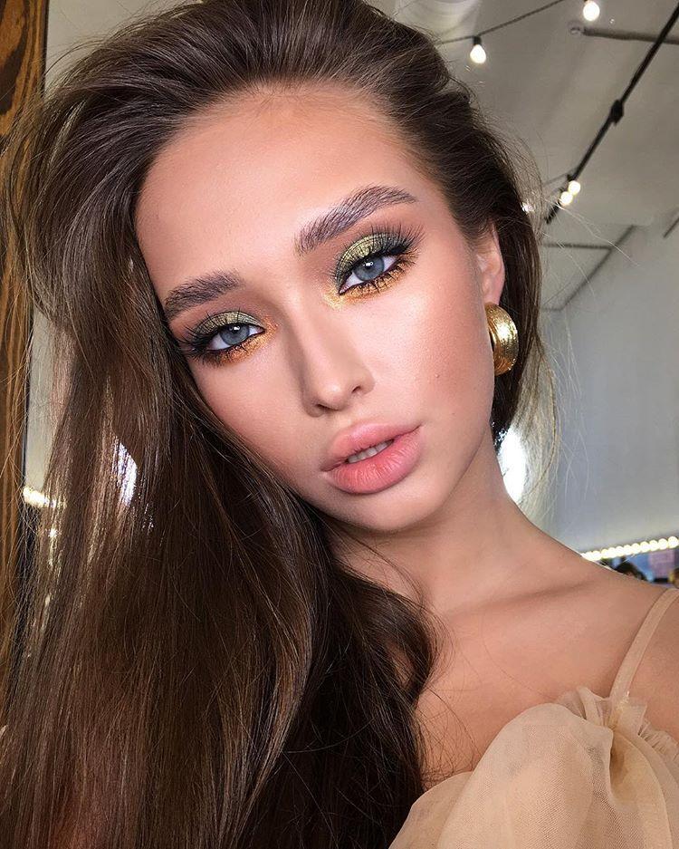 девушка модель глаз работа