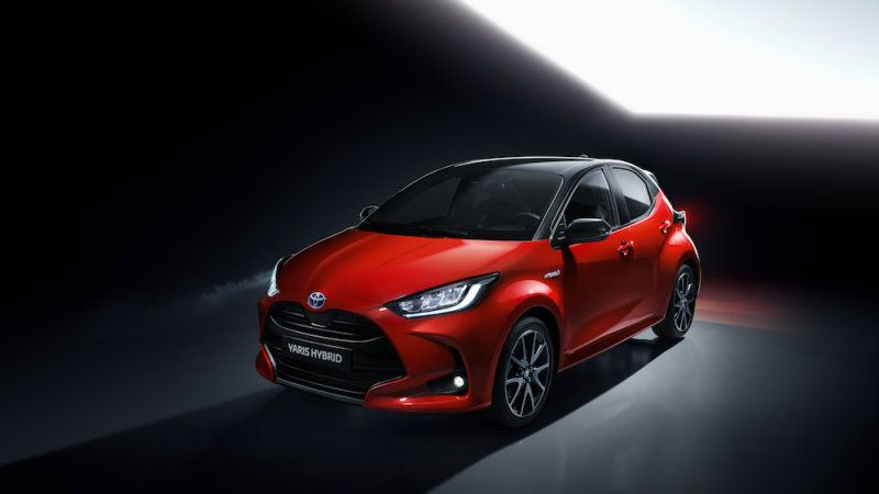 Overseas 2020 Toyota Yaris Gets Redesign New Platform Hybrid System Best Small Cars Yaris Toyota