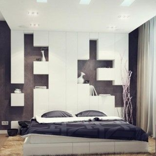 móveis planejados para quarto de casal_quarto decorado,sua melhor decoração