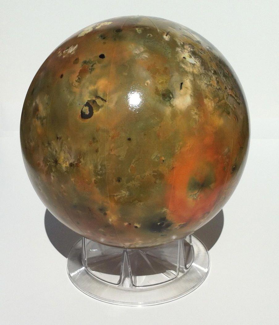 Io Globe Globe Map Globe Spheres