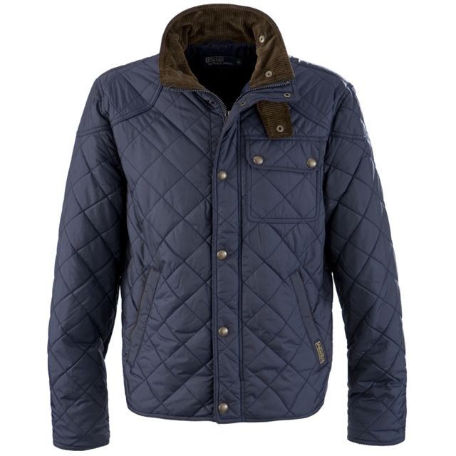 Ralph Lauren Richmond Quilted Jacket Quilted Jacket Lost Clothing Jackets