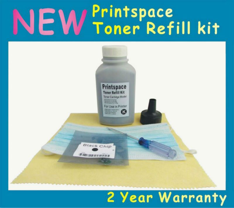 Non Oem Toner Refill Kit Chip Compatible For Fuji Xerox