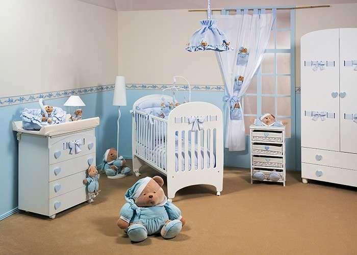 Arredare la camera di un neonato nel 2020 Camerette
