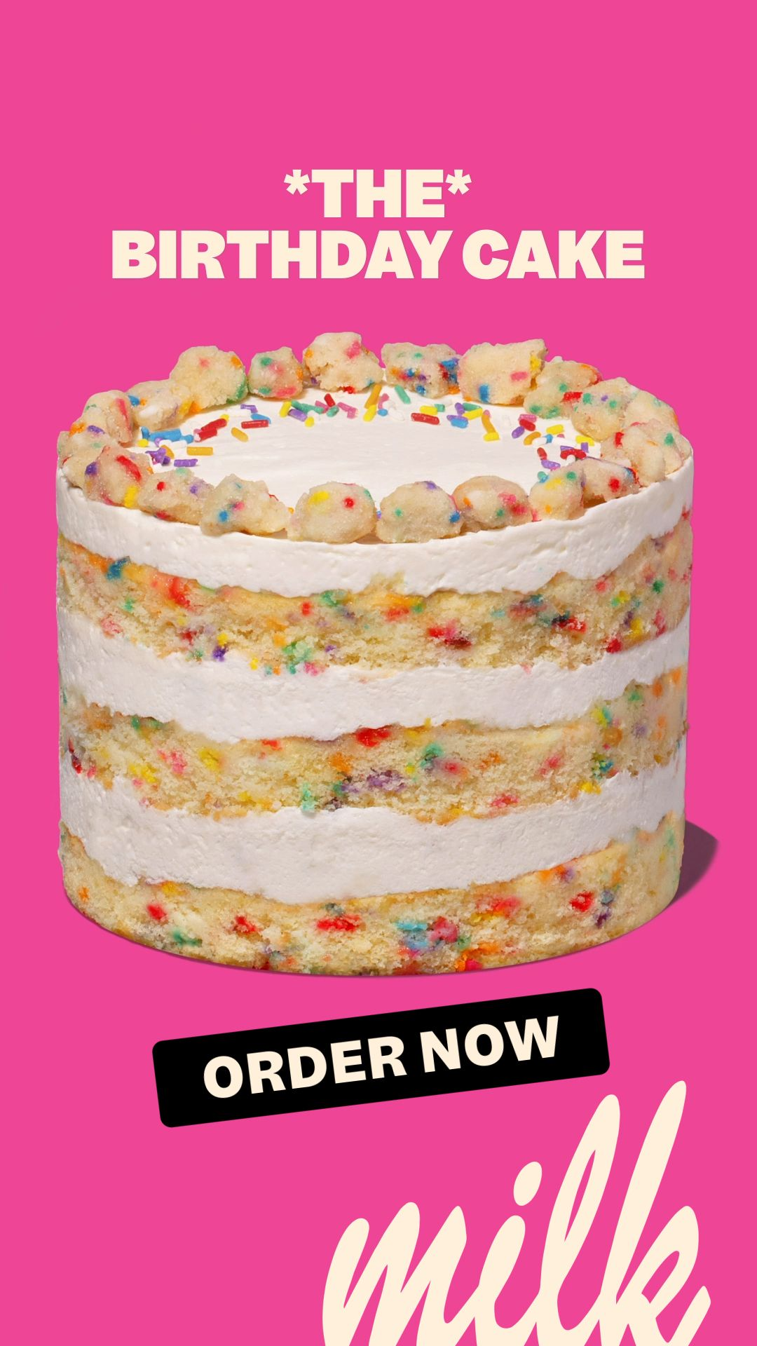 Birthday cake delicious desserts cake desserts