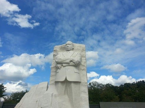 Martin Luther King Memorial, Washington, DC