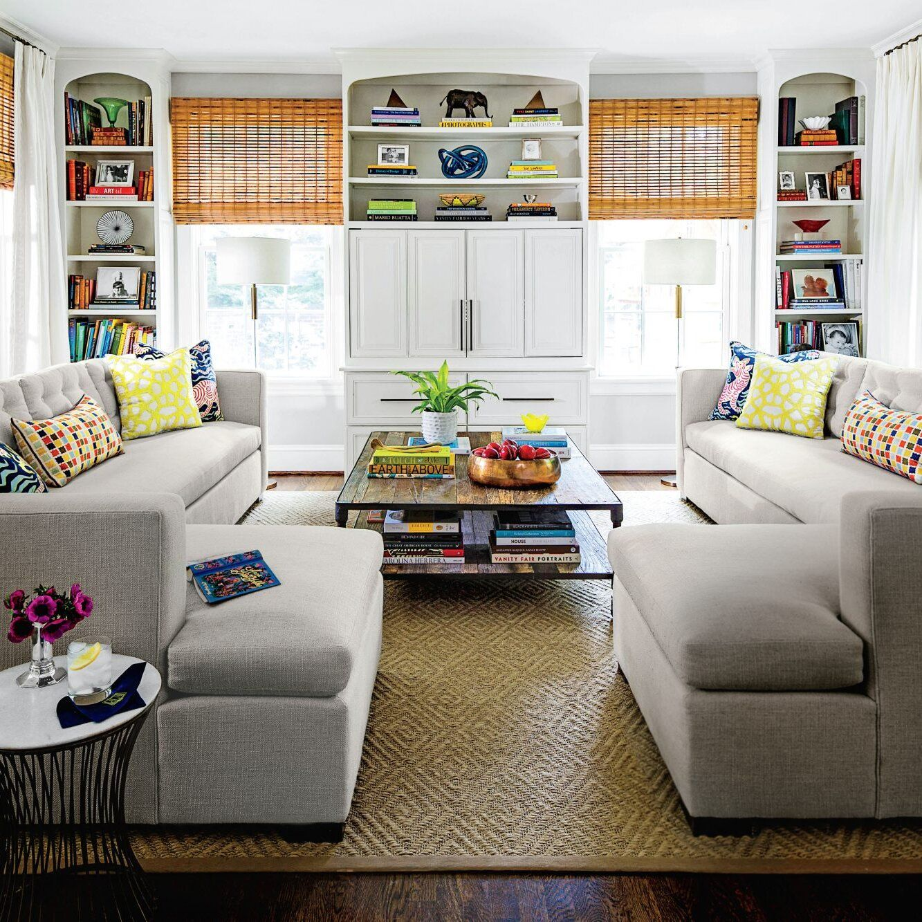 Our Best Small Space Decorating Tricks You Should Steal Home