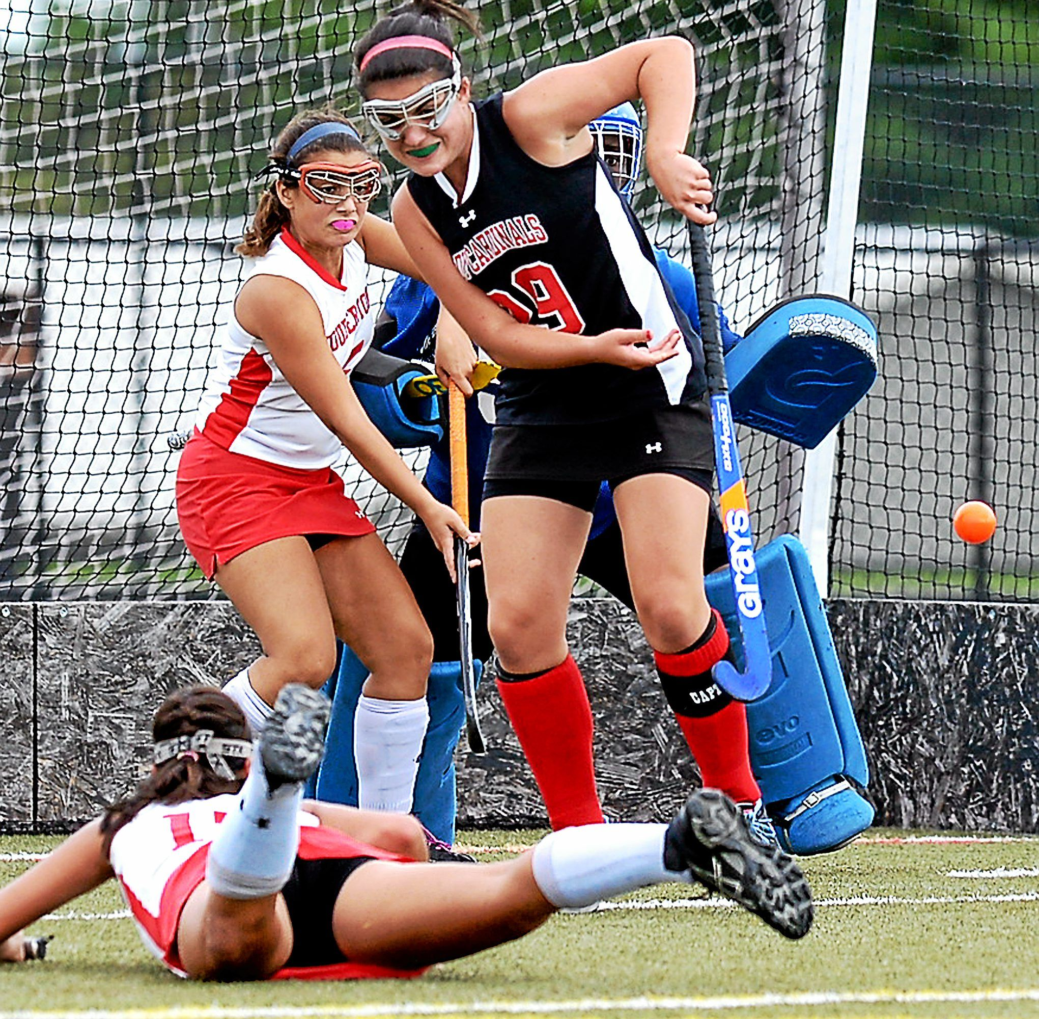 FIELD HOCKEY Souderton dominant in shutout win over Upper