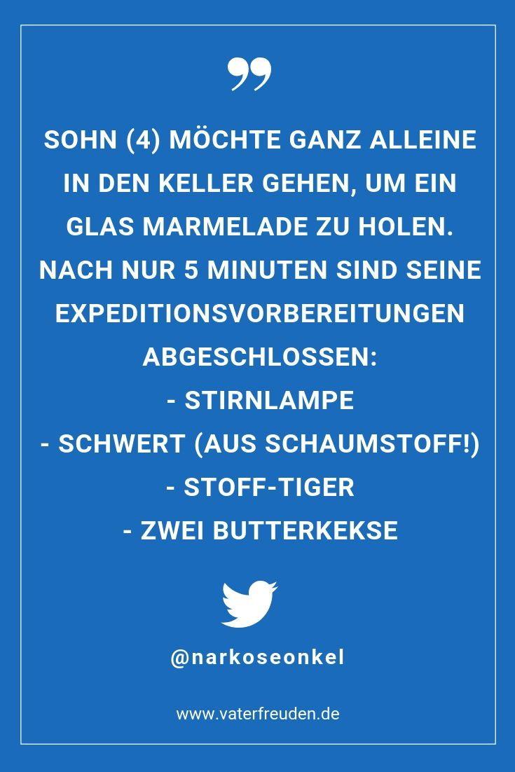 die Expeditionsvorbereitungen ;-) Ein lustiger Twitter ...