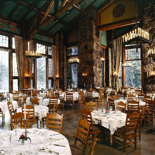 The Perfect Weekend Getaway In Yosemite Valley: The Majestic Yosemite Hotel Restaurant