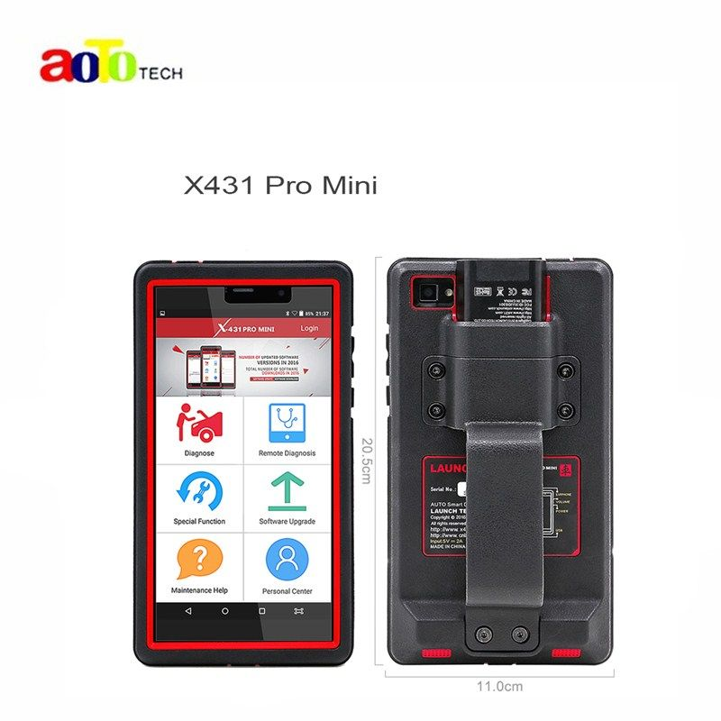 7'' Tablet PC Diagnosis-Tool Launch X431 Pro Mini With