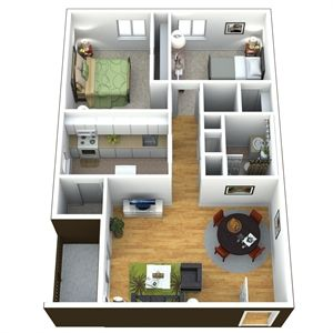 Washington Dc Apartments For Rent Washington Apartments Apartments For Rent Dc Apartments Apartment Floor Plan