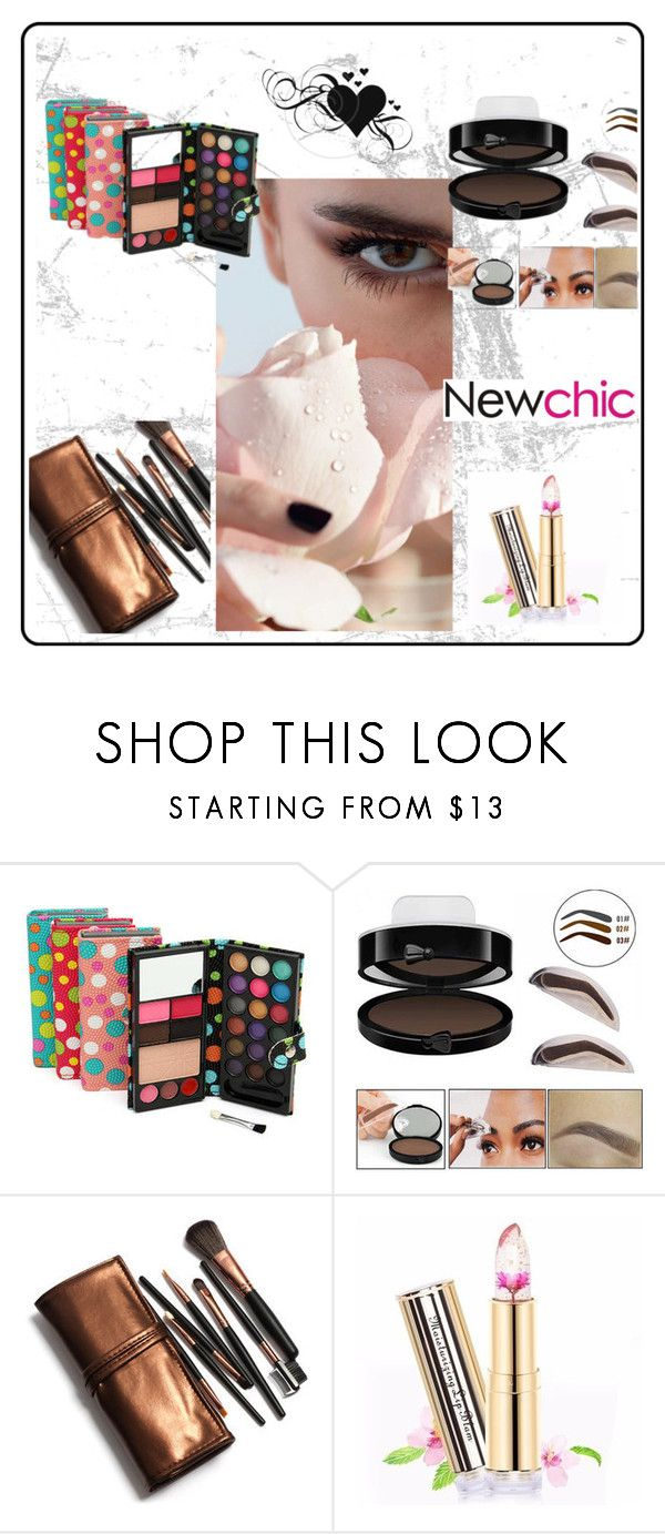 """""""Beauty Newchic 29"""" by mersy-123 ❤ liked on Polyvore featuring beauty"""