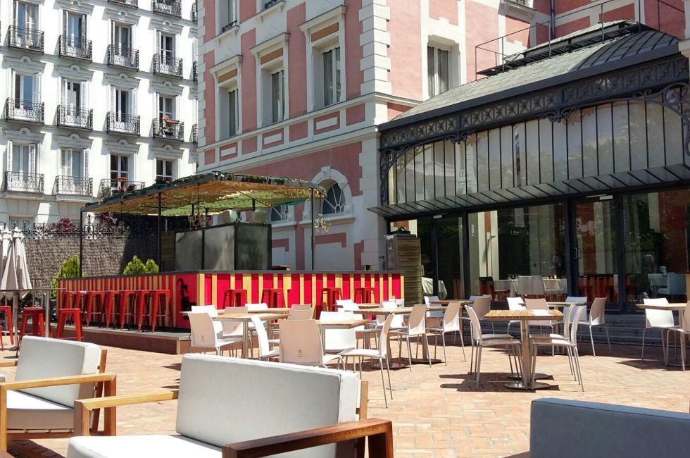 Las 25 Mejores Terrazas De Madrid Terrazas Madrid Terrazas El Viajero El Pais