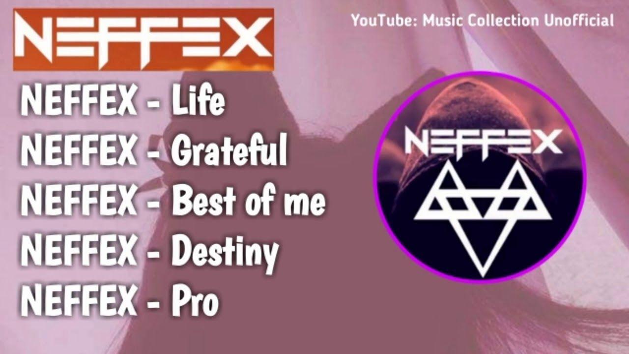 Top 5 songs of NEFFEX 2019 Best of NEFFEX / MCU, Best