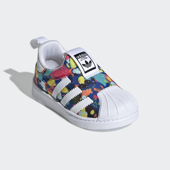 Adidas superstar couleur mint pistache