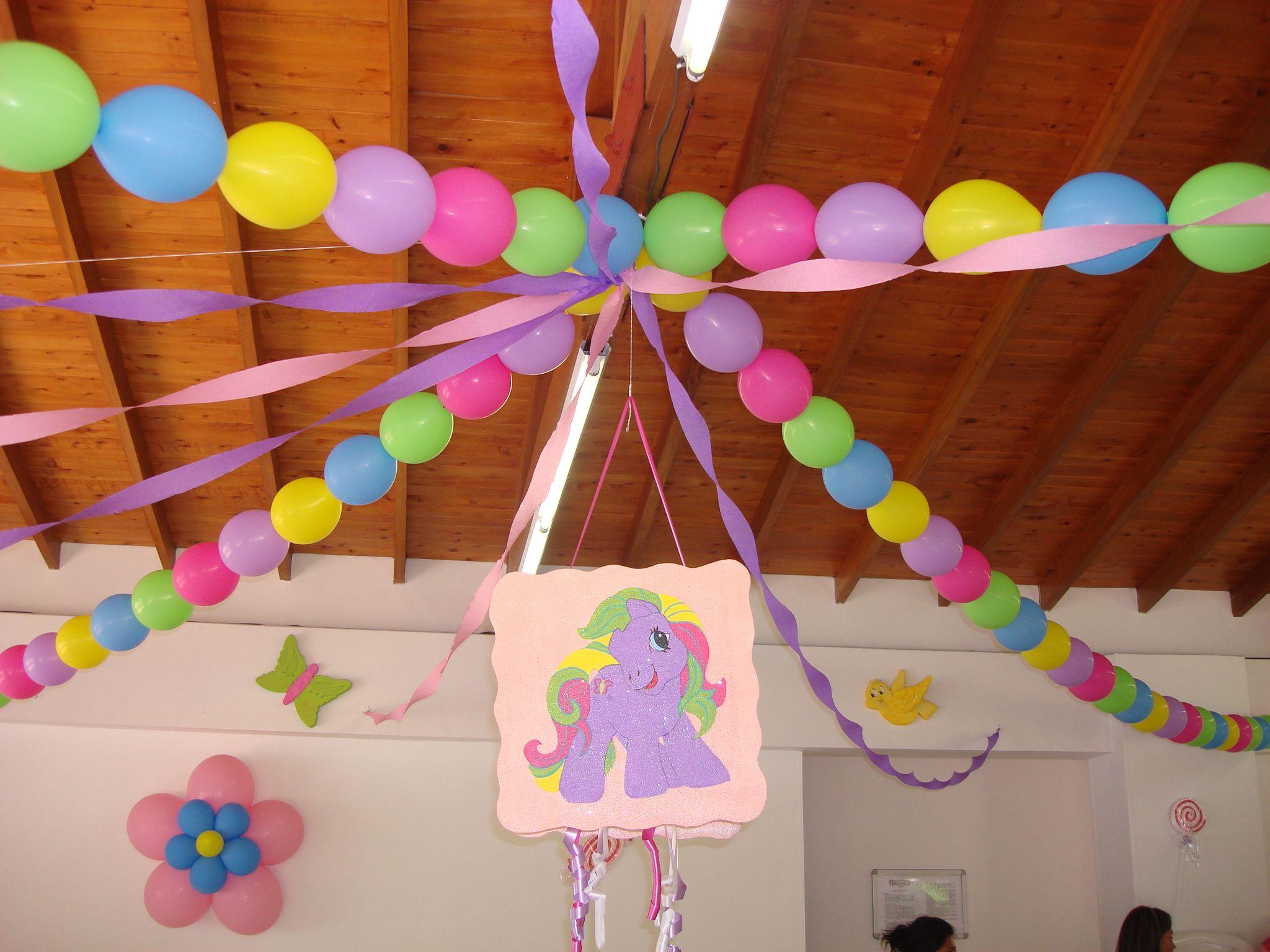 fiesta de my little pony | Decoraciones De Fiesta De My Little ...