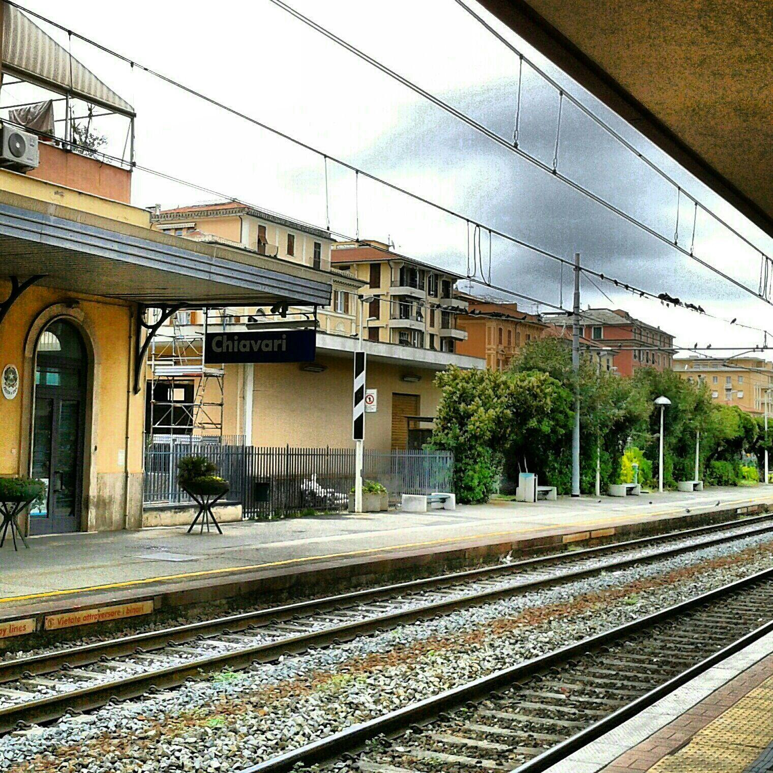 Chiavari station