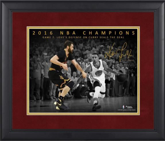 8e09863658b Kevin Love Cleveland Cavaliers Framed 11