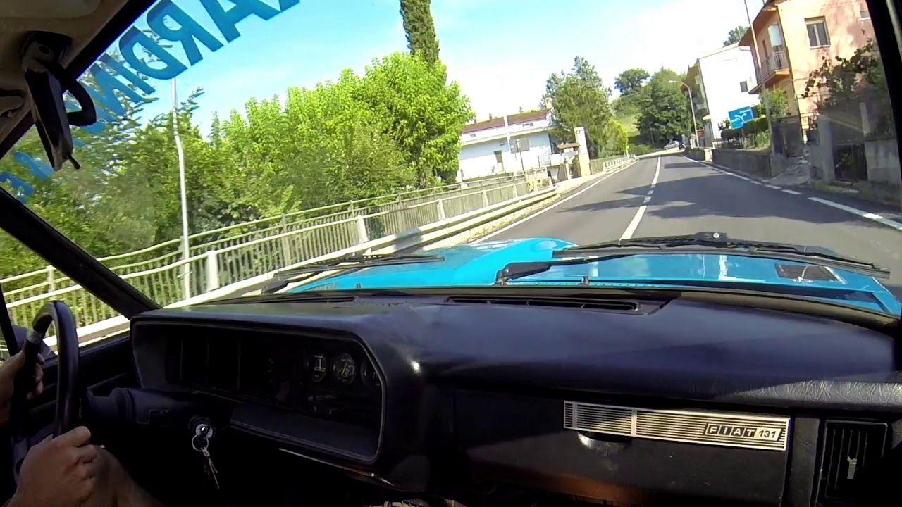 Fiat 131 Abarth On Board Riddler Passione Motori Motori