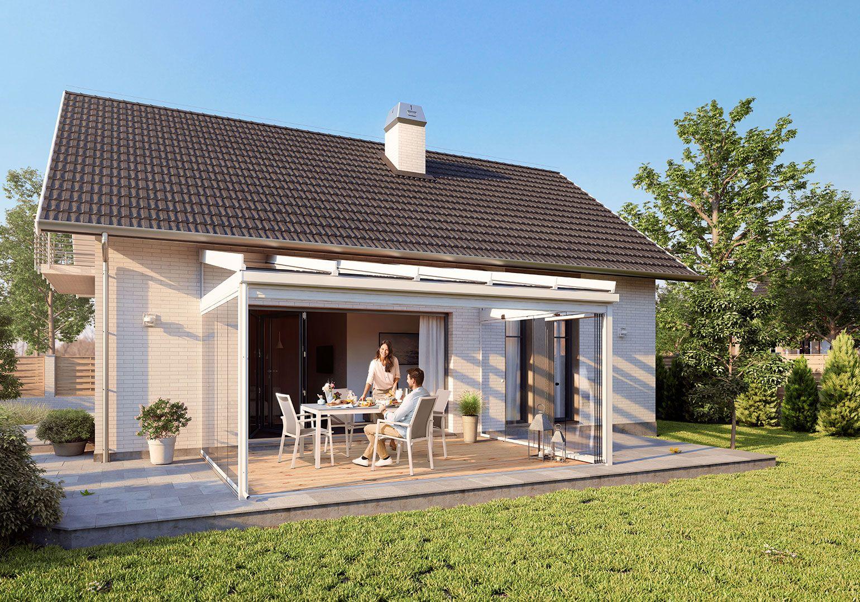 Schiebedach wintergarten ~ Wintergarten balkonverbau verglasung ganzglaselemente