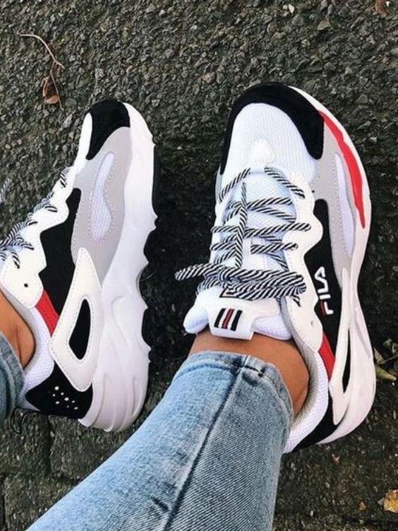 Chunky Tennis Shoes   Chunky Sneakers   Dad Shoes UMA