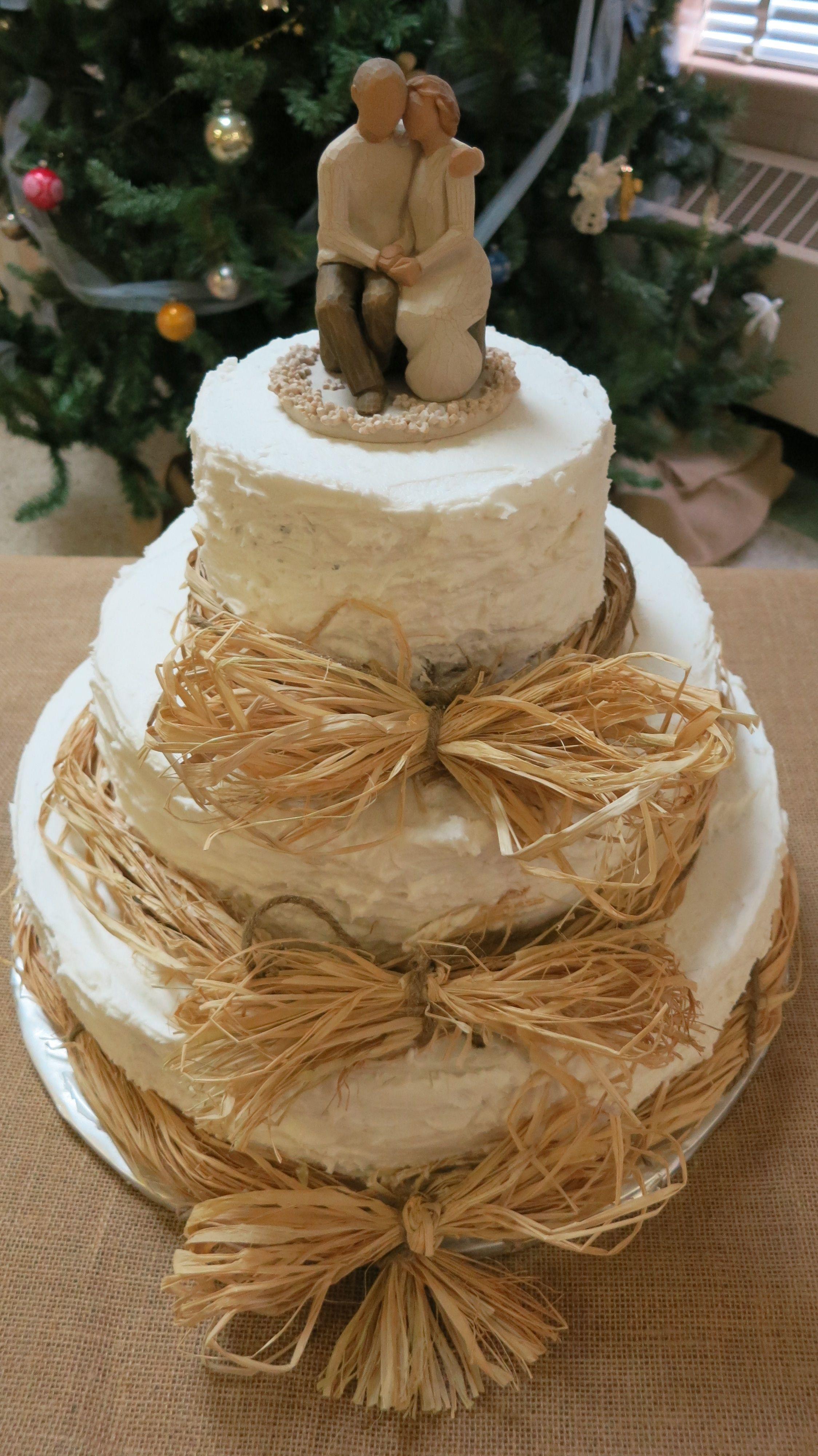 My Parents 50th Wedding Anniversary Cake 50th Wedding
