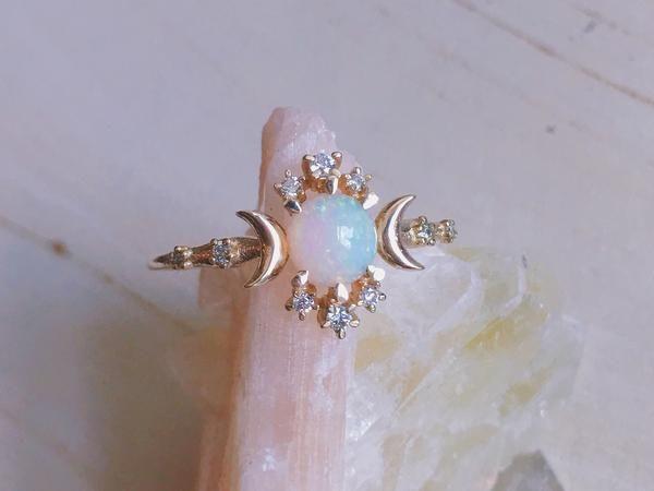 Opal Wandering Star Ring In 2018 Lady Drag Pinterest Jewelry