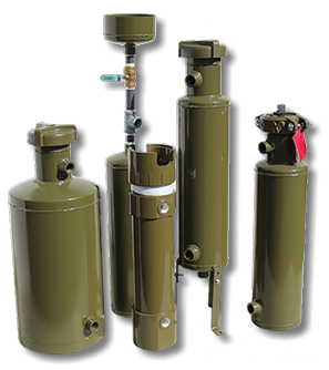 Bypass Filter Feeders Filter Feeder Tank Stand Water Treatment