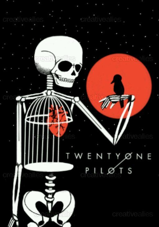 TWENTY+ONE+PILOTS+Poster+by+lexie1899+on+CreativeAllies com