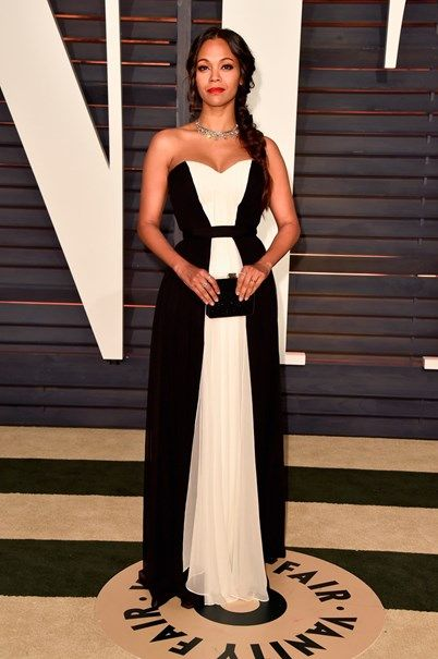 Zoe Saldana  #Outfits #fashion #style #inspiration #chic #clothes