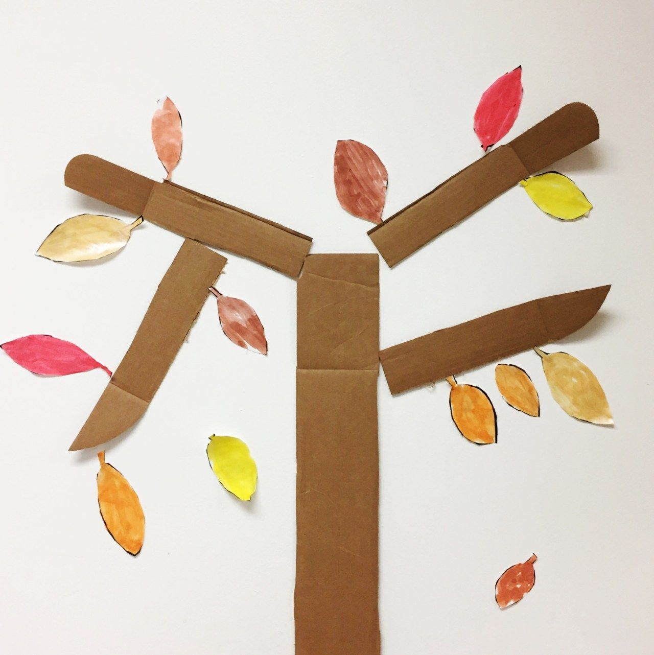Fall Leaves Preschool Storytime With Free Leaf Printable