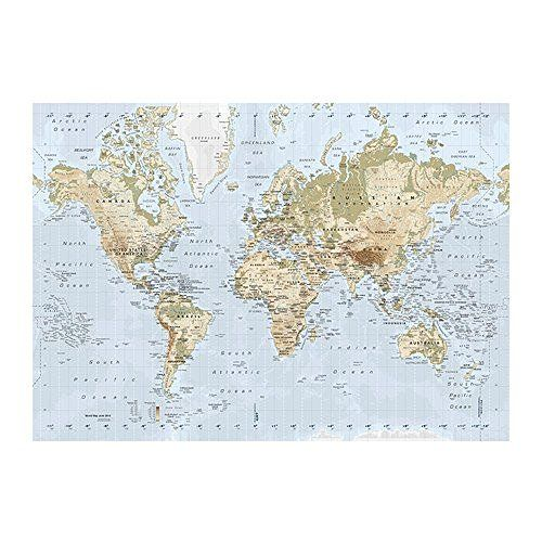 New ikea premiar world map picture with framecanvas large 55 x 78 new ikea premiar world map picture with framecanvas large 55 x 78 inches gumiabroncs Images