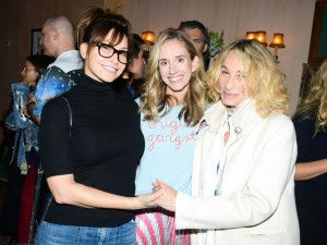 Net-a-Porter and Friends Celebrate the Launch of Lingua Franca