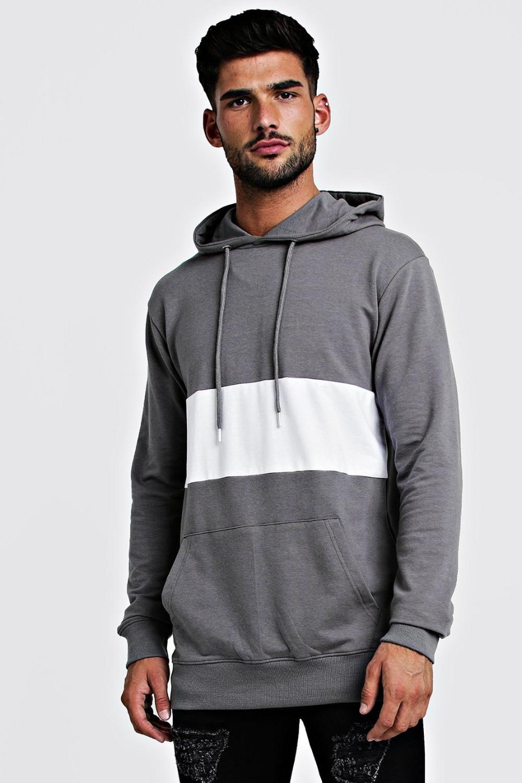 fabric muscle oth hoodie mens