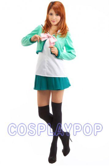 Sesyungakuei in The Prince Of Tennis Cosplay Costume