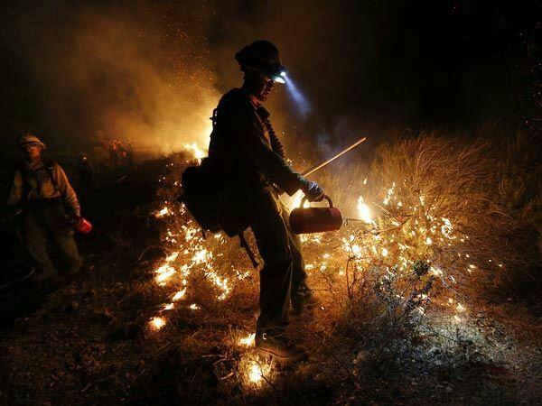 Firefighter Wildland Firefighter Firefighter Los Angeles Area