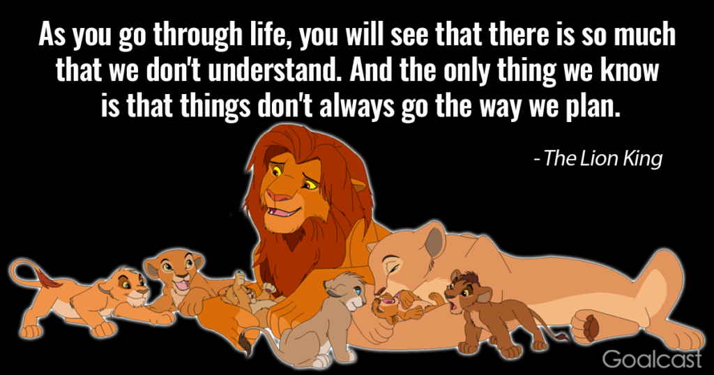 22 The Lion King Quotes Filled With Powerful Life Lessons ...