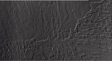 Carrelage noir effet ardoise Almeria Negra 33,3x60 cm - 1m²