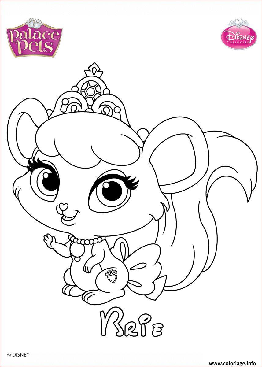 5 Plaisant Coloriage Princesse Disney À Imprimer Pictures en 5