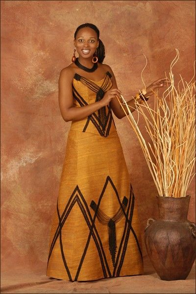 Wedding Gowns Traditional African